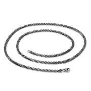 Ocelový řetízek šedý WJHN96