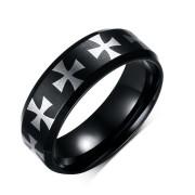 Pánský ocelový prsten 12910