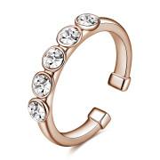 Dámský stříbrný prstýnek Brosway Tring G9TG62