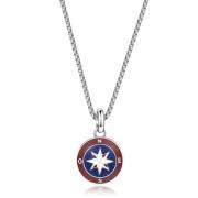 Ocelový náhrdelník Brosway Horizon BHO03L
