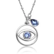 Elegantní dámský stříbrný náhrdelník Brosway New Age G9NA02