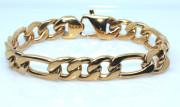 Pozlacený náramek z chirurgické oceli WJHN81B-GD