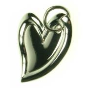 Přívěšek srdce z chirurgické oceli 2098 SELJP2098