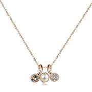 Moderní dámský náhrdelník Brosway Affinity BFF70