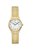 Zlaté dámské hodinky Dugena Bari 4460758
