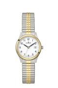 Dámské ocelové hodinky s pružným náramkem Dugena Bari 4460757