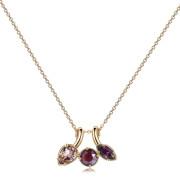 Moderní dámský náhrdelník Brosway Affinity BFF69