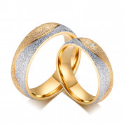 Snubní prsteny chirurgická ocel JCFCR027