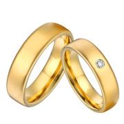 Svatební prstýnky chirurgická ocel SPPL033