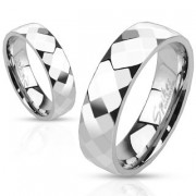Snubní prstýnky chirurgická ocel 2507