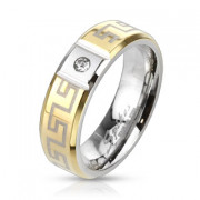 Prsten ocel 2194