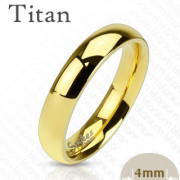 Snubní prsteny titanové 4383-4