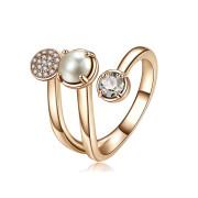 Moderní dámský prsten Brosway Affinity BFF85