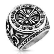 prsteny pro muže 9833
