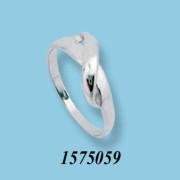 Stříbrný prsten 1575059