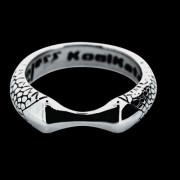 chirurgická ocel prsteny 005