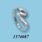 Stříbrný prsten 1574087