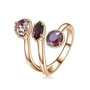 Moderní dámský prsten Brosway Affinity BFF84