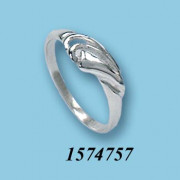 Stříbrný prsten 1574757