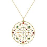 Bronzový náhrdelník Brosway Corinto BOI04