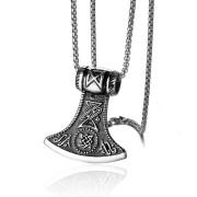 Ocelový náhrdelník Thórovo kladivo WJHC547