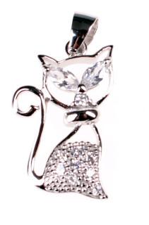 Přívěšek kočka 302054