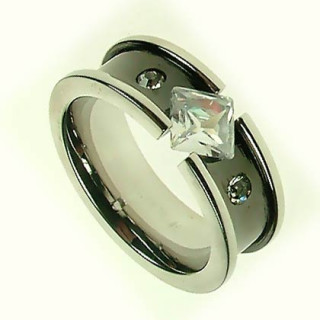 Prsten se zirkonem SELJR1041