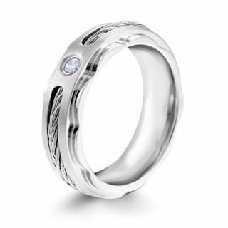 Prsten se zirkonem MCRSS012