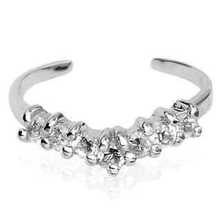 Prsten na nohu stříbro 925 SE018