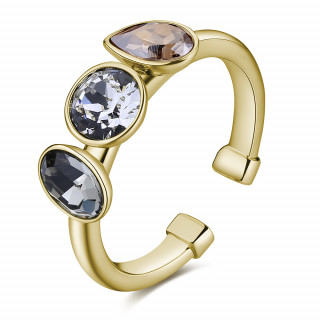 Dámský stříbrný prstýnek Brosway Tring G9TG64