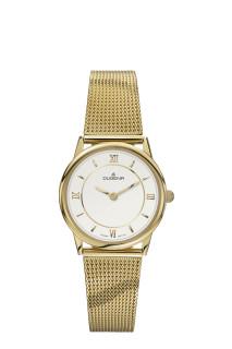 Zlaté dámské hodinky Dugena Modena 4460440