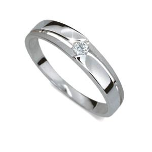 Prsten se zirkonem 1660