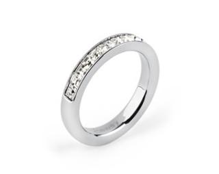 Prsten z chirurgické oceli Brosway Tring Honesty BTGC55