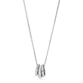 Ocelový náhrdelník pro ženy Brosway Enchant se Swarovski elements BEN01