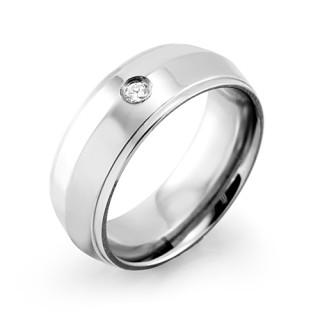prsten se zirkonem MCRSS011