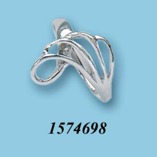 Stříbrný prsten 1574698