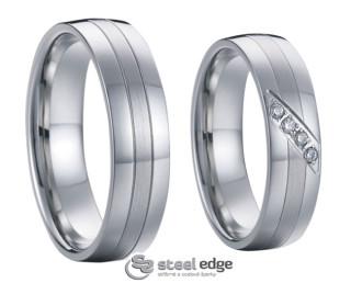 Svatební prstýnky SPPL002