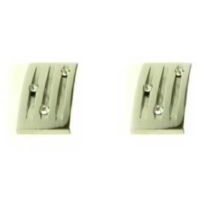Dámské ocelové náušnice SEJE1126
