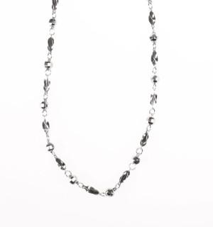 Stříbrný řetízek pro ženy 300910
