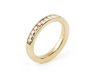 Prsten z chirurgické oceli Brosway Tring Elegance BTGC57