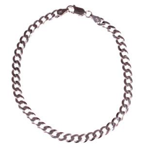Pánský stříbrný náramek 302381