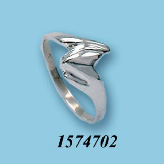 Stříbrný prsten 1574702