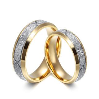 Snubní prsteny chirurgická ocel JCFCR052