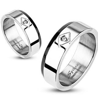 Snubní prsteny chirurgická ocel 1007
