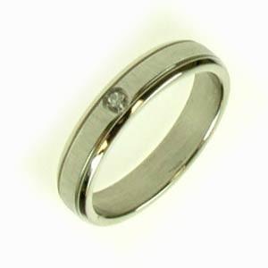 prsteny chirurgická ocel R1423S