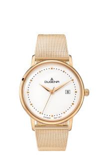 Zlaté dámské hodinky Dugena Mila 4470791