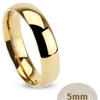 Snubní prsteny ocel 002-5