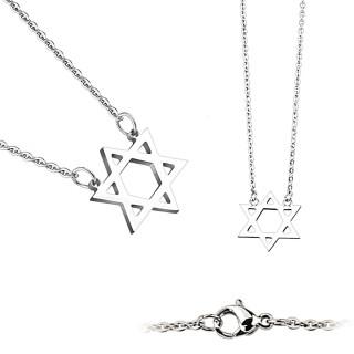 Dámský náhrdelník 6660-Steel