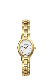 Zlaté hodinky dámské Dugena 1936214