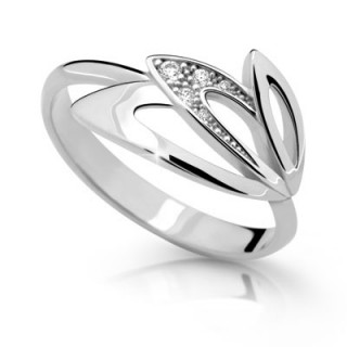 Stříbrný prstýnek 2231